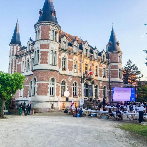 écran géant led extérieur Toulouse